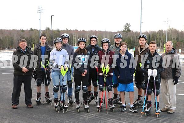Sullivan West Alpine Ski Team Practice