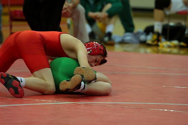 WHS Wrestling Dual vs Pratt 120816