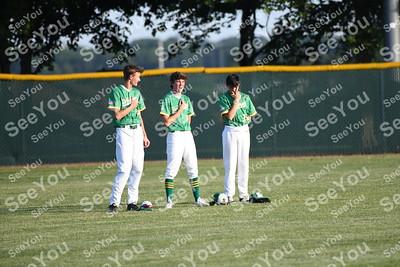 Clear Lake Vs St. Edmond Baseball