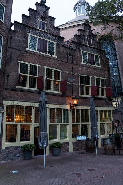 """Restaurant """"De Gouden en Silveren Spiegel"""""""