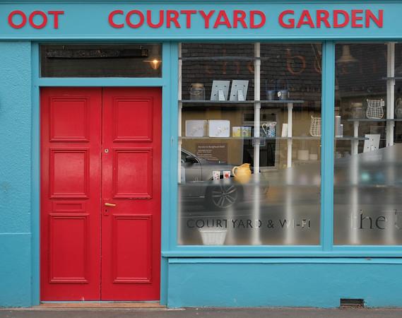 Doors of the UK