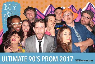 Ultimate 90's Prom 2017