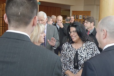2018-02-06 The Swearing in of Jefferson County Commissioner Tina Francone