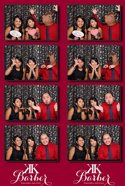 Kaelyn + Kevin = Swanky Photobooth