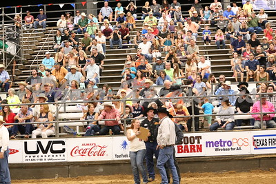 The Stands and Fans Saturday September 23