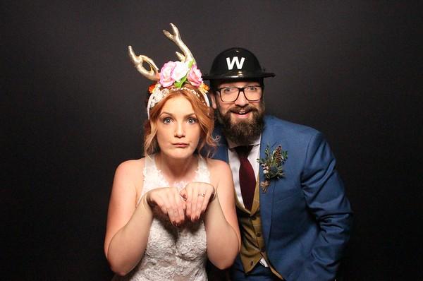 Amanda & David's Wedding