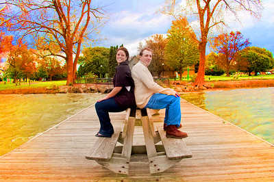 Engagement Photography at Onondaga Lake Park, Artistic Engagement Photography (Part 3)