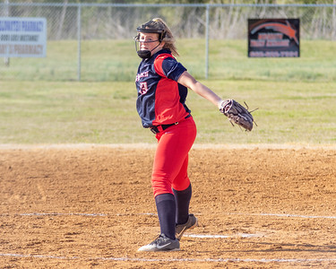 2019-03-28 Strayhorn vs Ingomar Softball