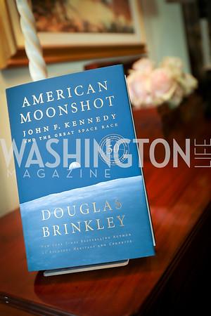 """American Moonshot"" Book Party   Tony Powell"