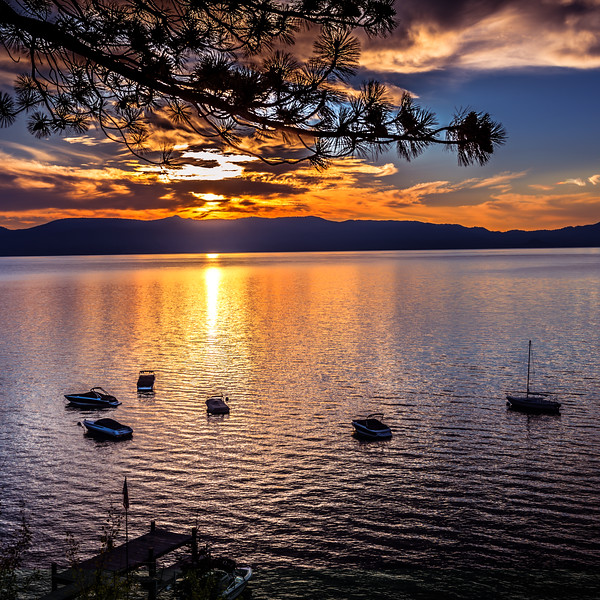 Tahoe Sunset 2 Square.jpg