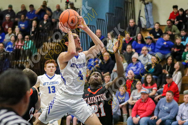 Attleboro-Taunton Boys Basketball - 01-17-20