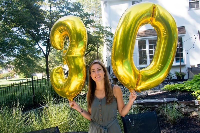 Joanna's 30th Birthday 2020