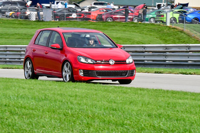 2020 SCCA TNiA Pitt Race Sept 30 Nov Red GTi