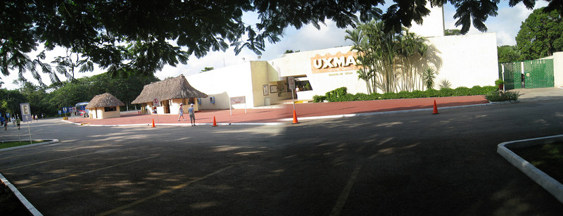 Mexico 11/28/07 Uxmal to Chichén Itzá