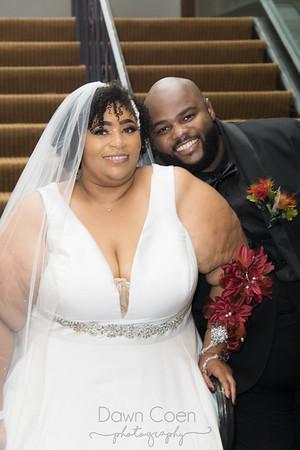 Houston-Moton Wedding