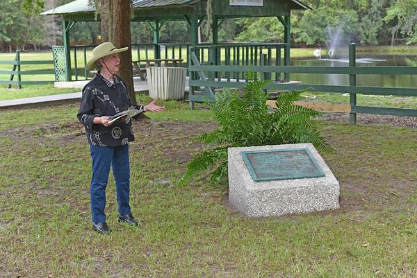 Morningstar Youth Estate Re-dedication of Ophelia Monument 09-03-16