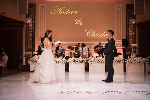 Andrea & Charles: Reception