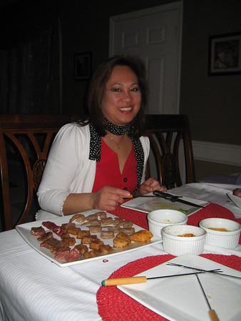Valentines Dinner 2007