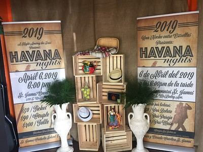 2019 Auction: Havana Nights