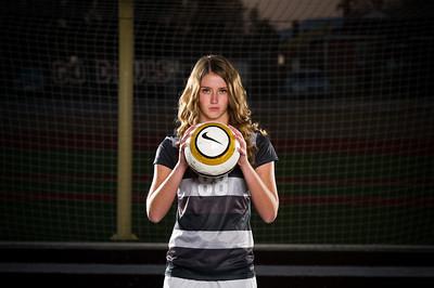 Girls All-Tribune Soccer Team