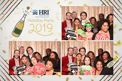 HRI Properties Holiday Party 12.6.19 @ Hyatt Centric