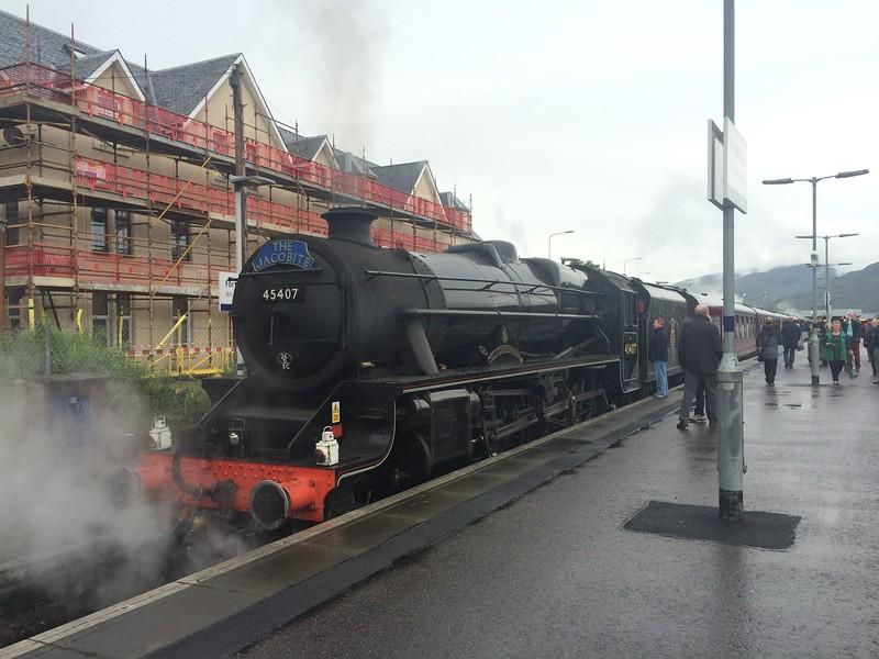 Jacobite Steam Train, Fort William - 19.jpg