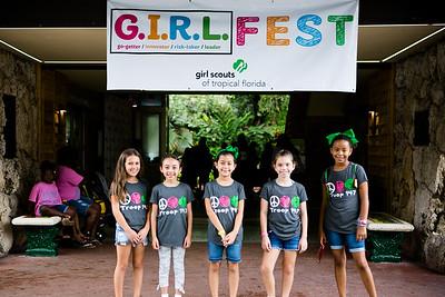 Troop 147 Girl Fest 2018