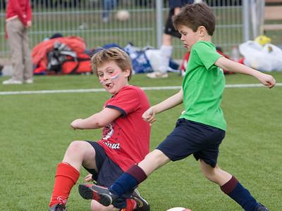 Godelinde 6C E1 schoolvoetbal