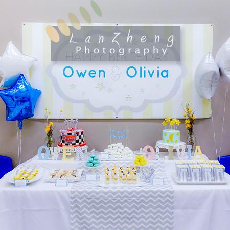 Owen & Olivia