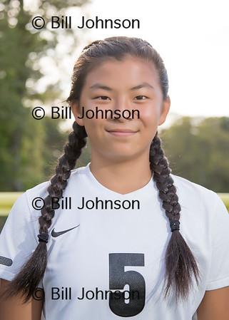 Nauset Girls JV Soccer Team and Roster 2016_2017