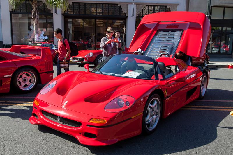 1995 Ferrari F50 Barchetta
