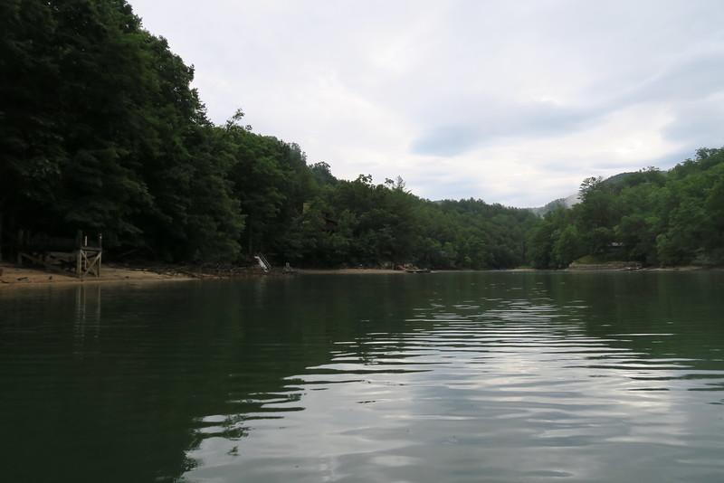 Bear Creek Lake (Glade Creek Arm)