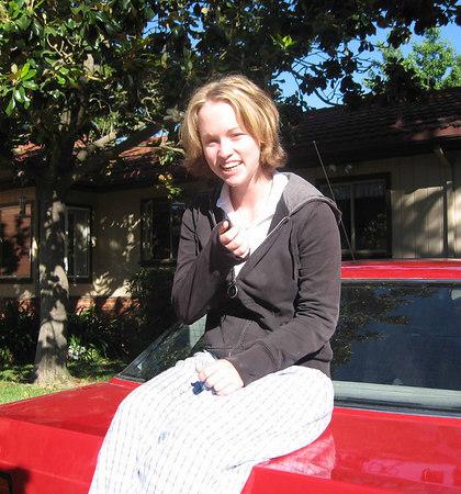 Going South, Natte Megan Kathy Honda