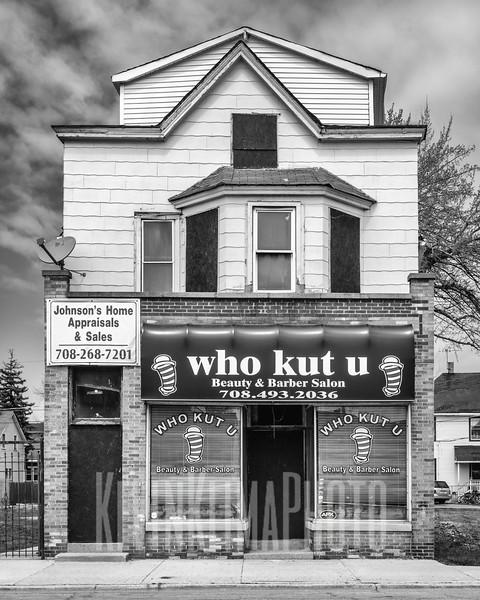 Who Kut U - Beauty & Barber Salon