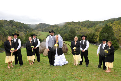 Selah Springs Weddings - John & Mara