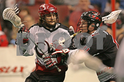 1/23/2010 - Colorado Mammoth vs. Philadelphia Wings - Wachovia Center, Philadelphia, PA