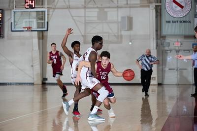 2/20/19: Boys' Varsity Basketball v Avon Old Farms