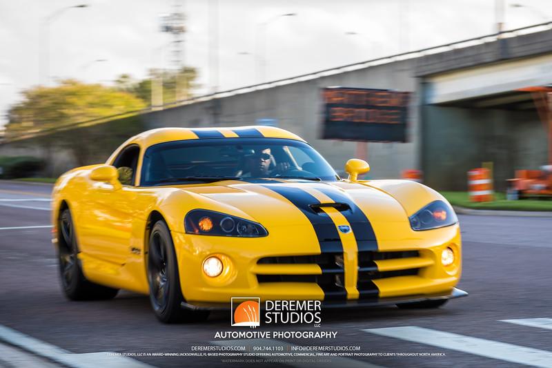 2017 10 Cars and Coffee - Everbank Field 053A - Deremer Studios LLC
