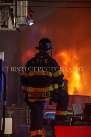 Glen Cove, NY Multiple Alarm: 26 Morris Ave 11 March 2019