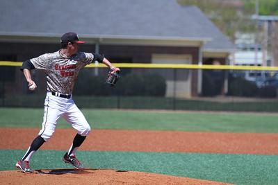 Baseball GWU Vs. High Point 4-17-16