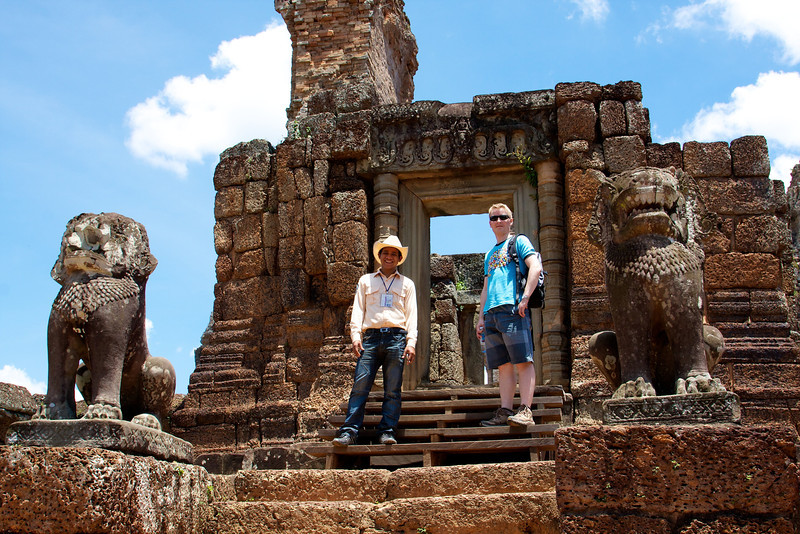 Temple Neak Poan