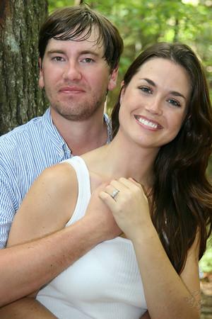 Travis & Rebecca Engagement
