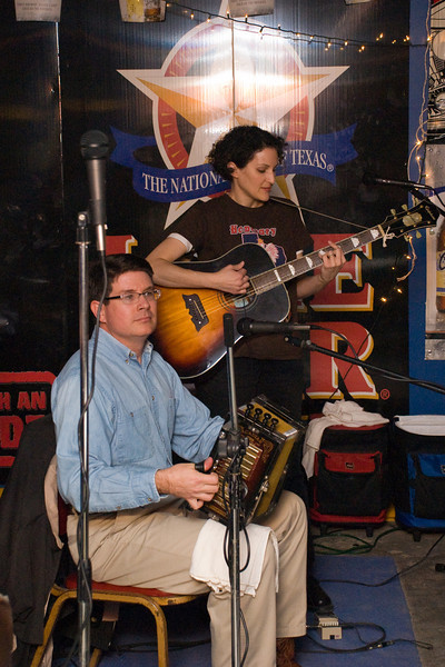 Cory McCauley and the Evangeline Aces