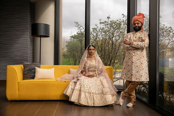 Deep & Arkee Wedding