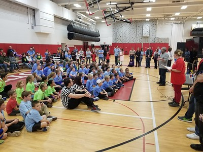 Penfield FLL Qualifier 2017