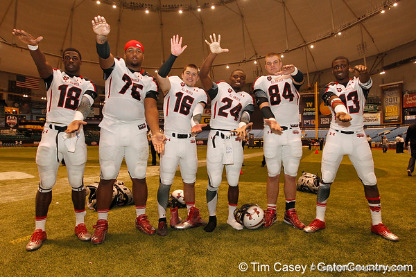 Super Photo Gallery: Under Armour All-America Game, 1/5/12
