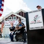 Army CPL Zach Parker Home Dedication