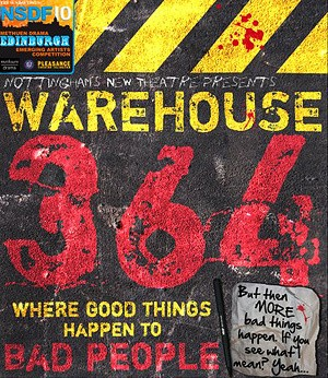 Warehouse 364 poster