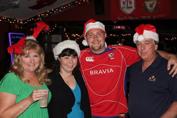 Krewe Pub Crawl - Dec 17, 2011