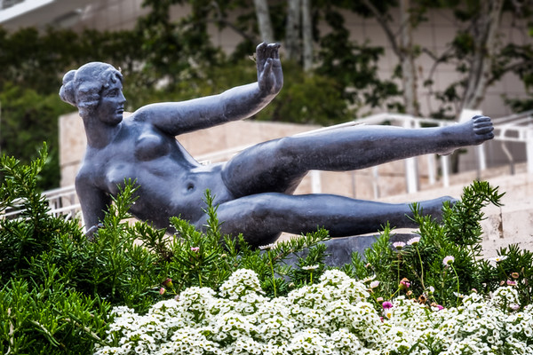 "May 12 - ""Please help me, I'm falling from the air"" at the Getty, Los Angeles.jpg"